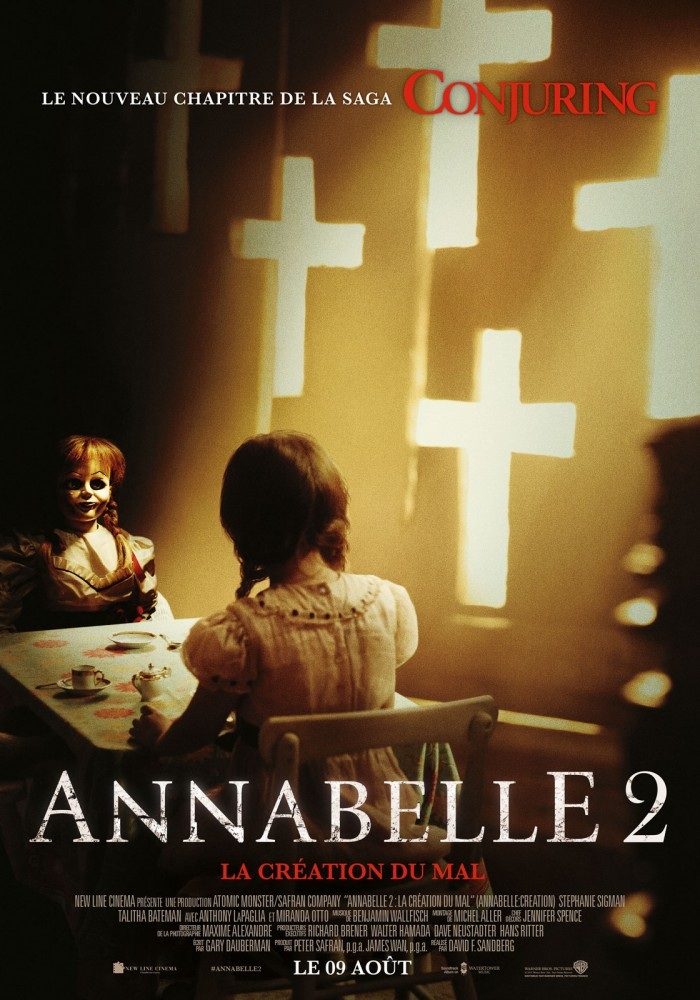 Annabelle 2 : la creation du mal