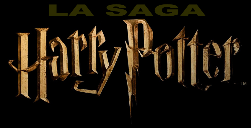 LA SAGA HARRY POTTER à partir du 12 septembre